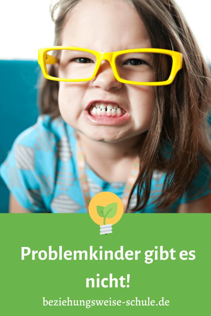 Wie wir es uns selbst schwer machen, wenn wir von 'Problemkindern' sprechen. Und wie schnell wir zu Lösungen kommen, wenn wir das ändern! | Erziehung | Schule | Lernen